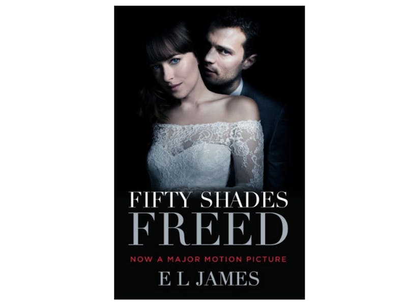 14. 50 Shades Freed by E. L. James