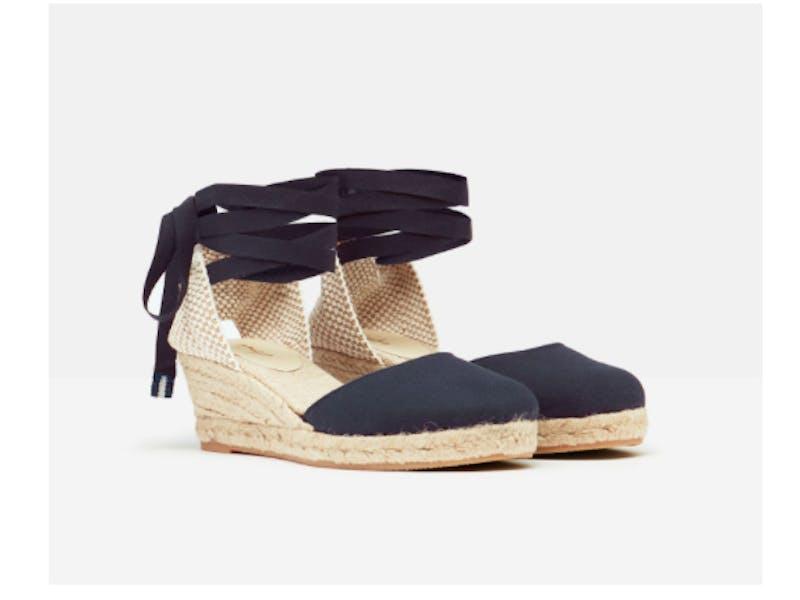 Soria Espadrille Wedge Sandals