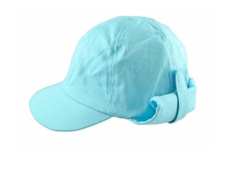 8. Sun Hat With Roll-up Neck Protector, from £7.45