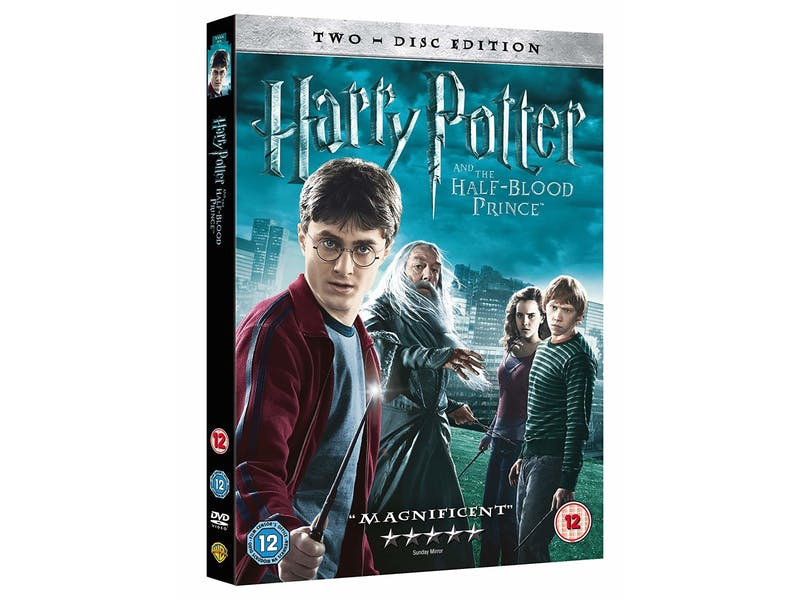 7. Harry Potter and the Half Blood Prince