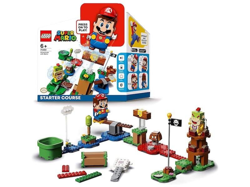 1. LEGO Super Mario Adventures Starter Course