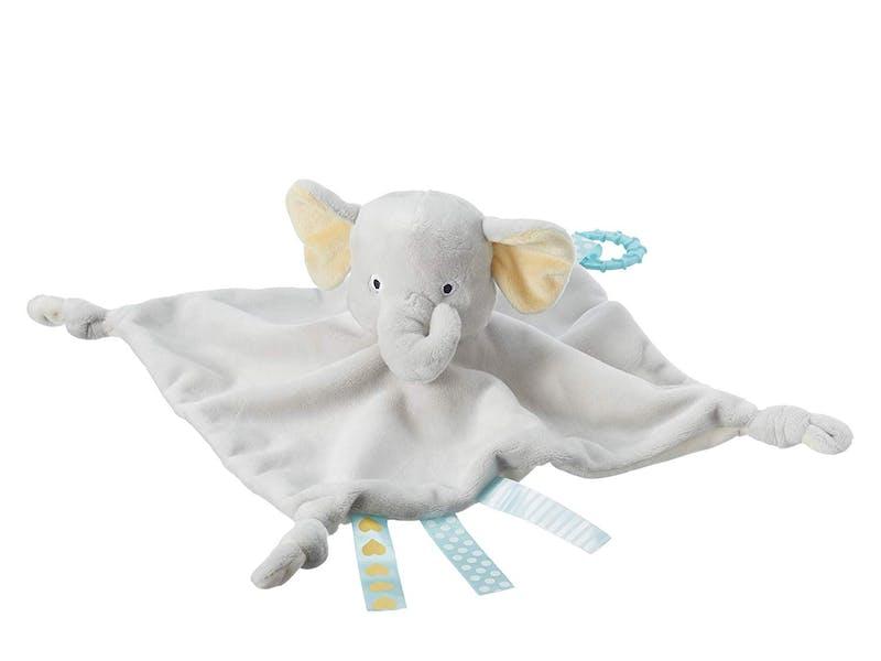 9. Tommee Tippee Ernie Elephant Soft Comforter