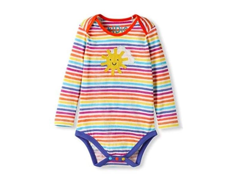 8. kIDio Organic Cotton Bodysuit