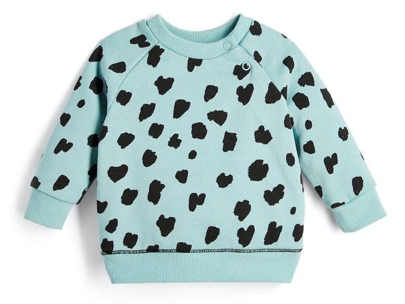 4. Baby Girl Sweater, £3