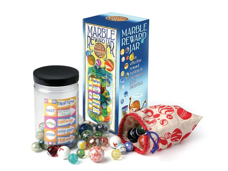 2. House of Marbles Reward Jar
