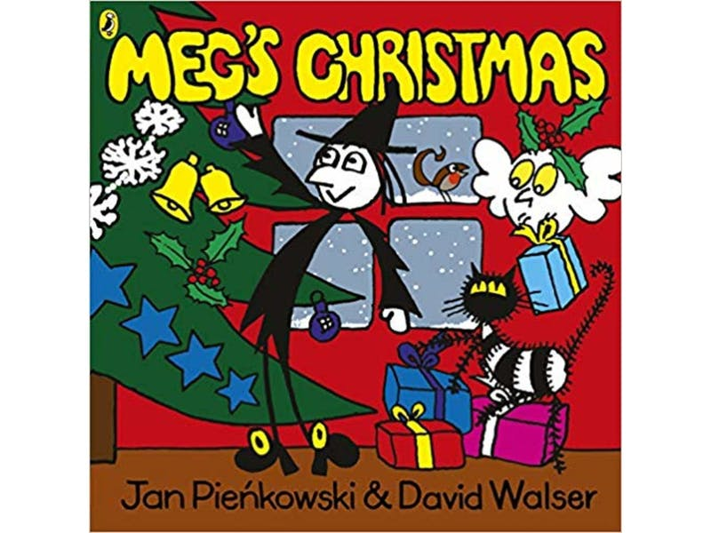 11. Meg's Christmas by David Walser, £3.98
