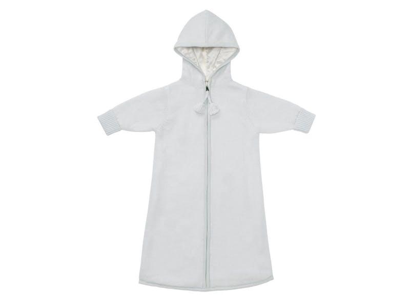 10. Cashmere Sleeping Bag With Hood