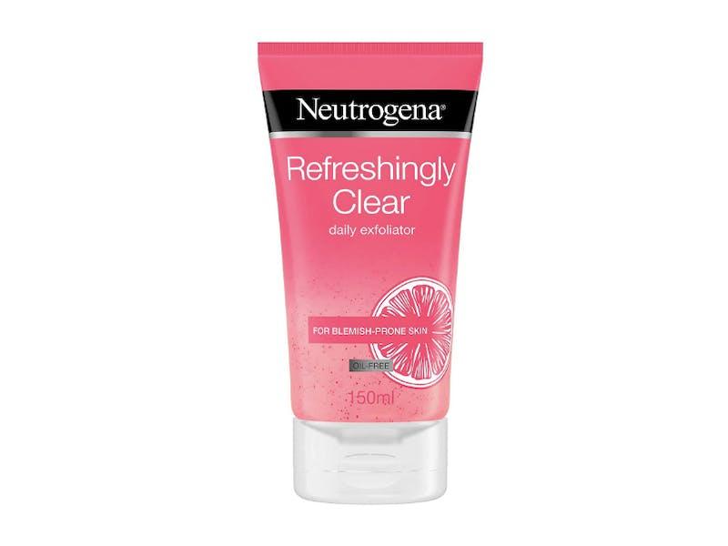 Neutrogena facewash