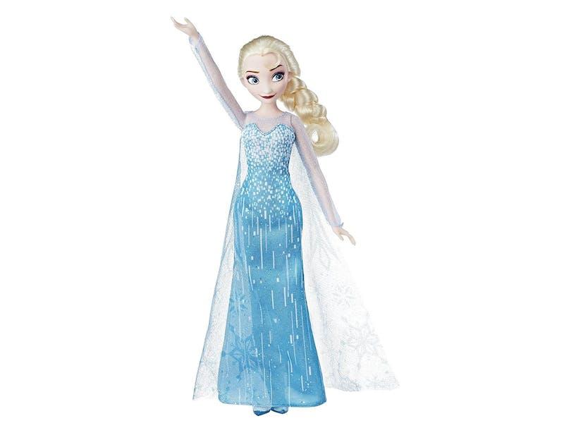 12. Elsa from Frozen doll