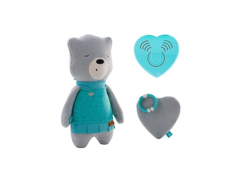 7. My Hummy White noise teddy
