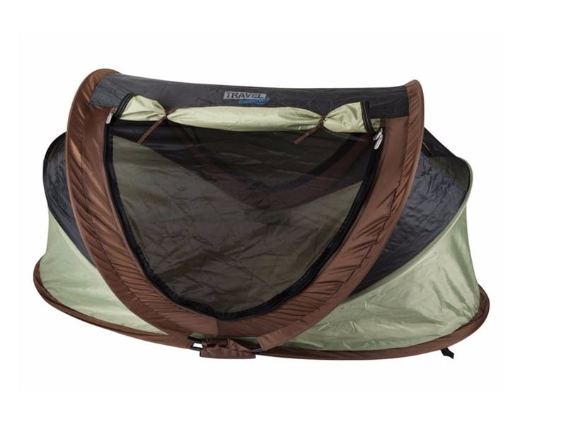 6. Deluxe Travel Cot & UV Travel Centre