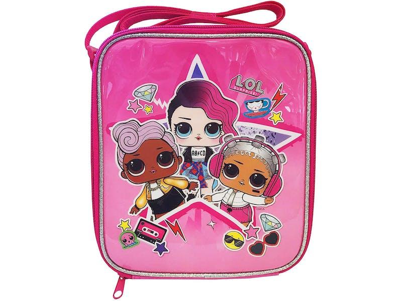 LOL Surprise Rock Lunch Bag