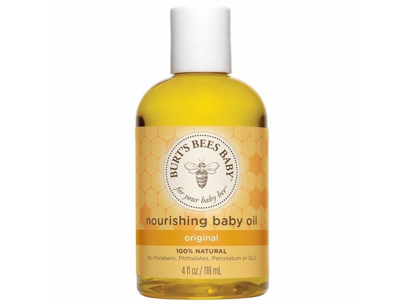 5. Baby Bee Massage Oil, £11.49