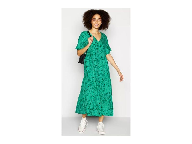 2. Red Herring Spotty Dress