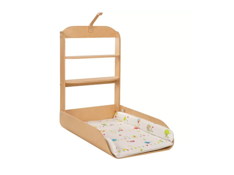 Wall Mounted Changing Table