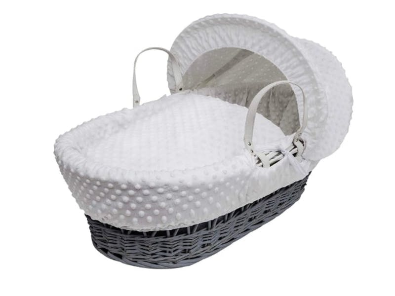 1. Moses Basket with Rocking Stand