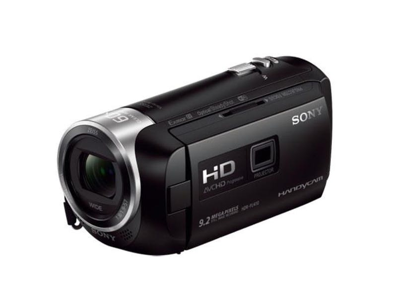 8. Sony HDR-PJ410 Camcorder, £259.99