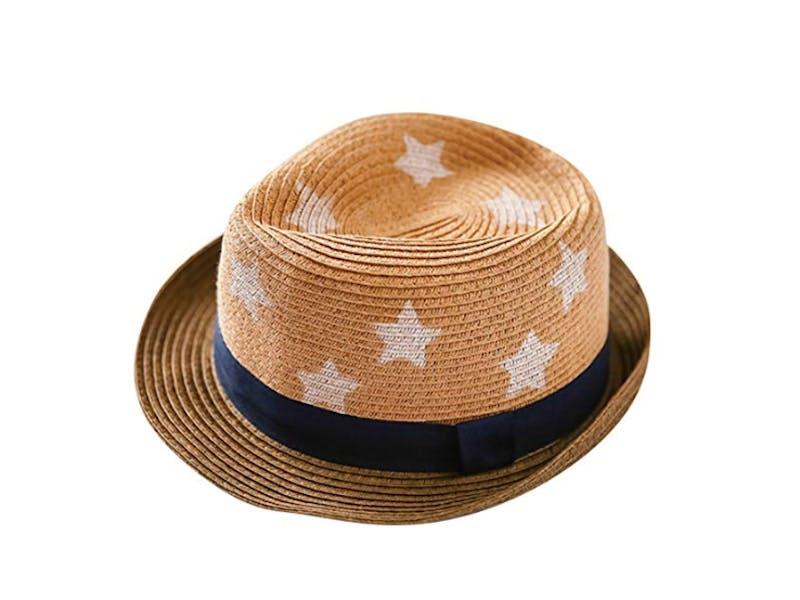 4. Straw Sun Hat, £5.99