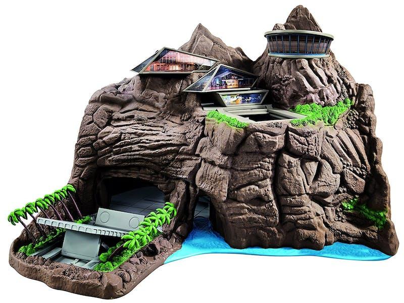 11. Thunderbirds Tracy Island