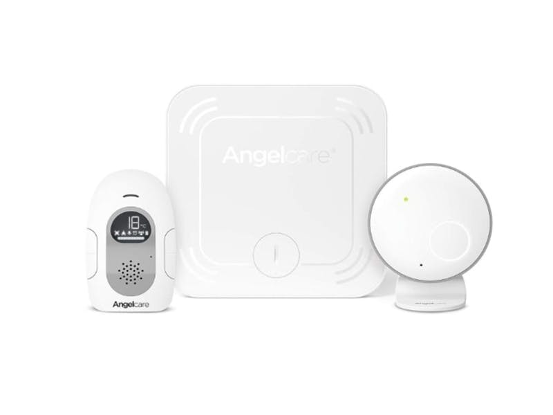 1. Angelcare Baby Movement Monitor with Sound