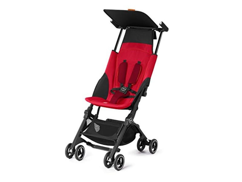 2. gb Ultra Compact Pushchair Pockit+ WAS, £170 NOW