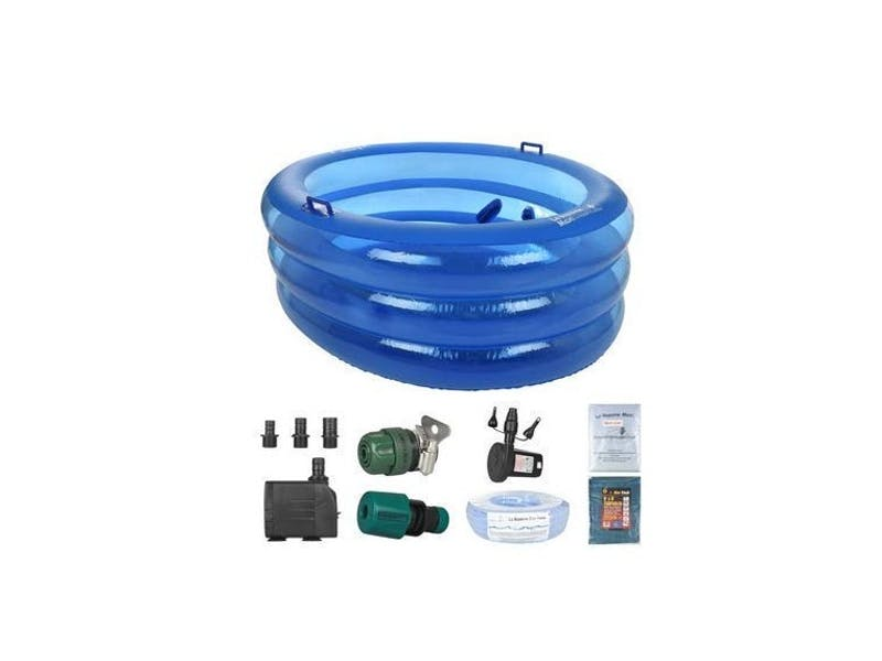 10. Made In Water La Bassine Home Birthing Pool