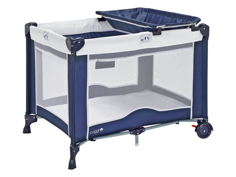 5. Deluxe Travel Cot and Changer Unit, £59.99