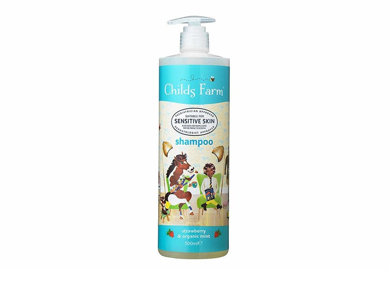 1. Childs Farm Shampoo 500ml