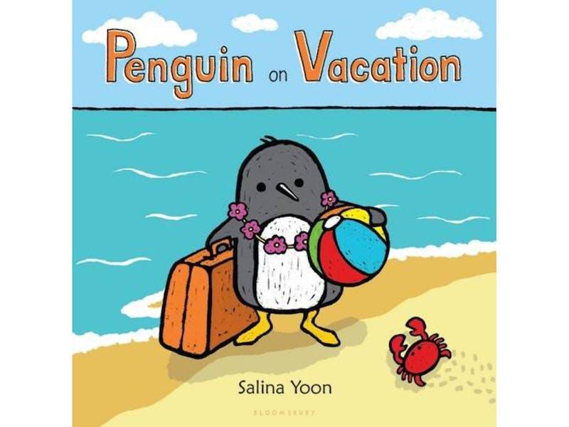 1. Penguin on Vacation by Salina Yoon