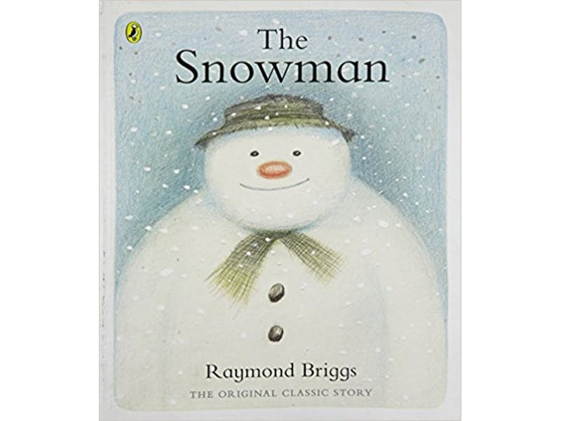 2. The Snowman by Raymond Briggs