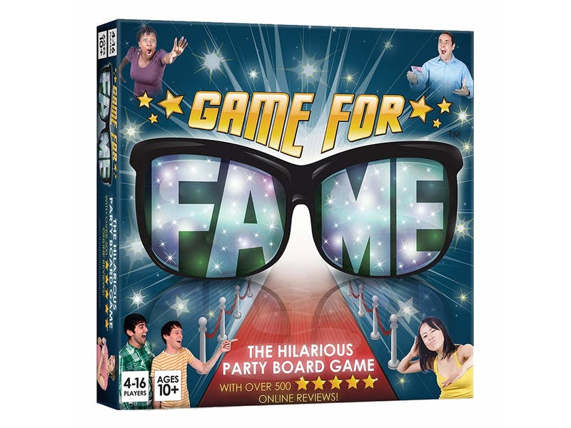 10. Game for Fame