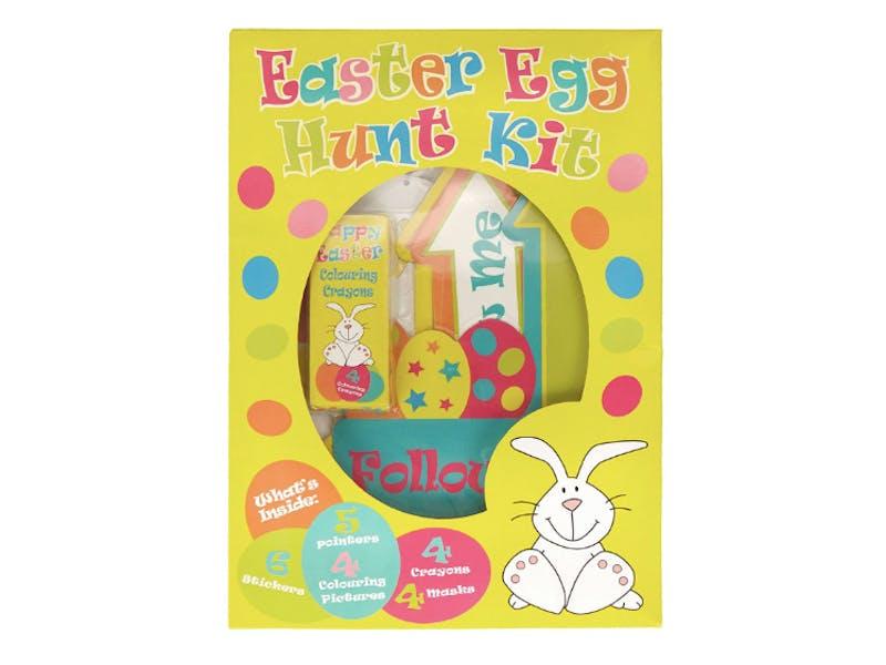Egg hunt kit