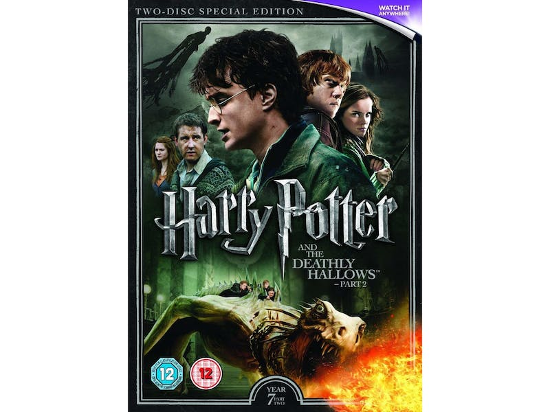 2. Harry Potter and the Deathly Hallows Part 2