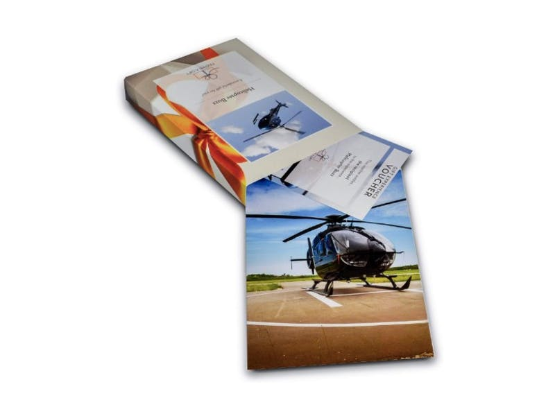 1. Helicopter Buzz - Gift Experience Day