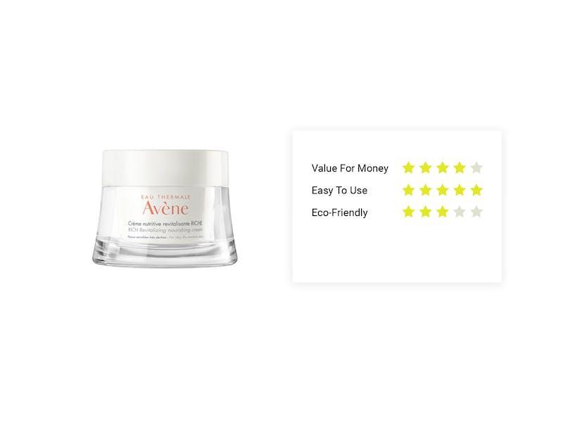 1.  Avène Rich Revitalizing Nourishing Night Cream, £17