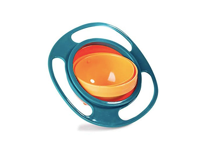 4. Spill-Resistant Gyro Food Bowl