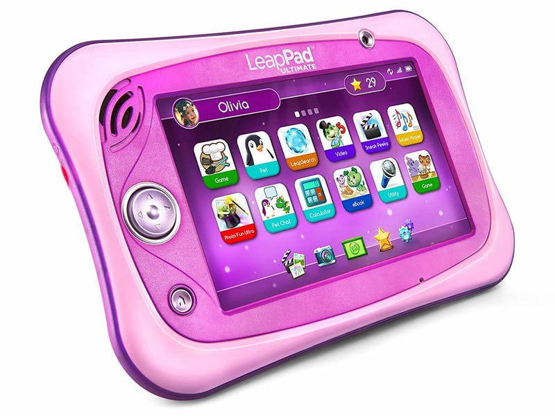 3. LeapFrog Leap Pad Ultimate