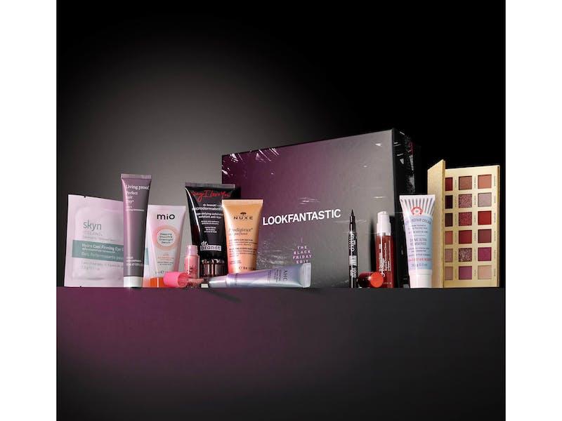 The Black Friday Edit LOOKFANTASTIC Beauty Box