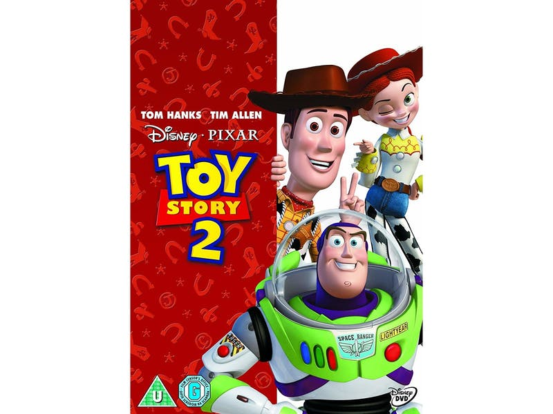 9. Toy Story 2