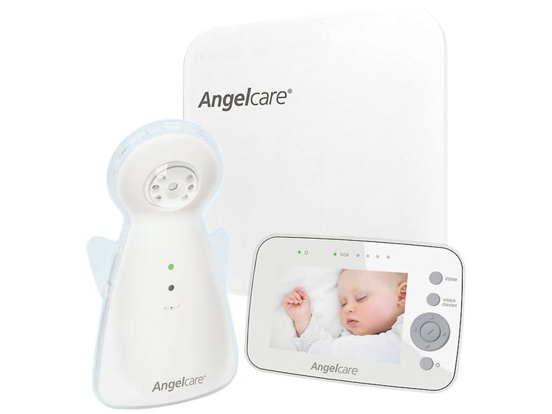 3. Angelcare AC1300 Video, Movement and Sound Monitor