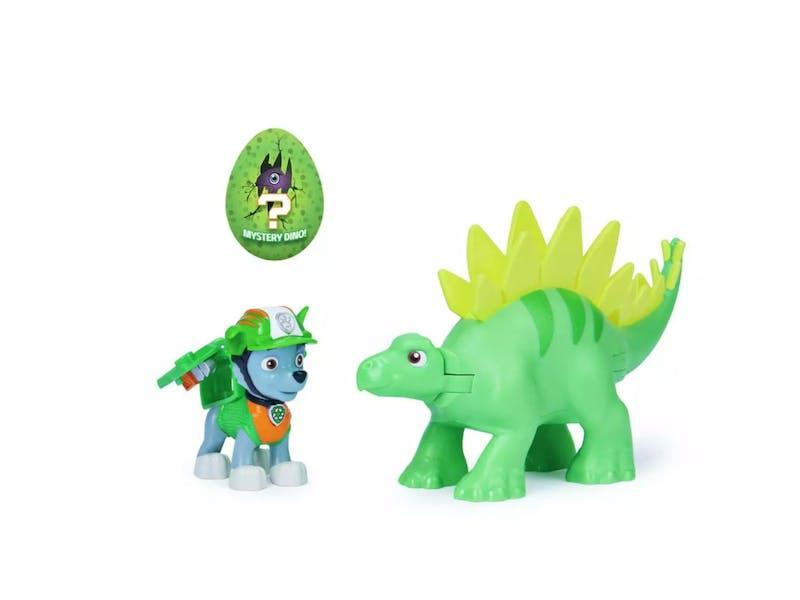 1. PAW Patrol Dino Rescue Rocky Dino Pup WAS £10, Now £7.50