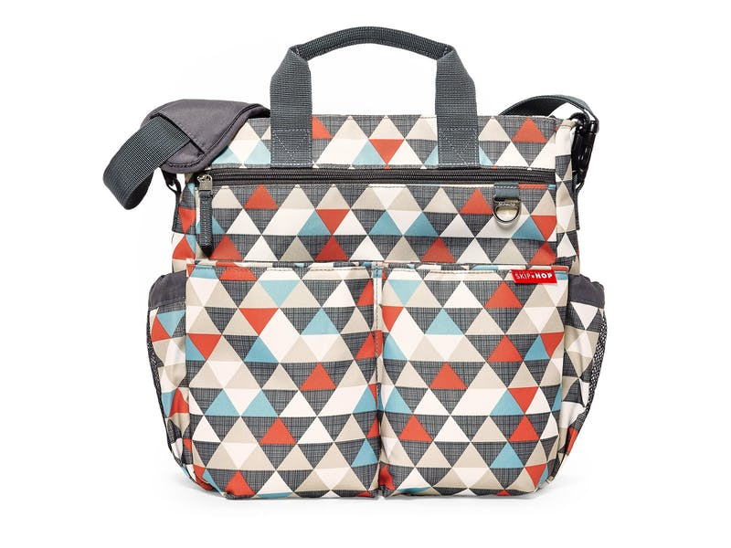 1. Duo Signature Changing Bag in Triangles