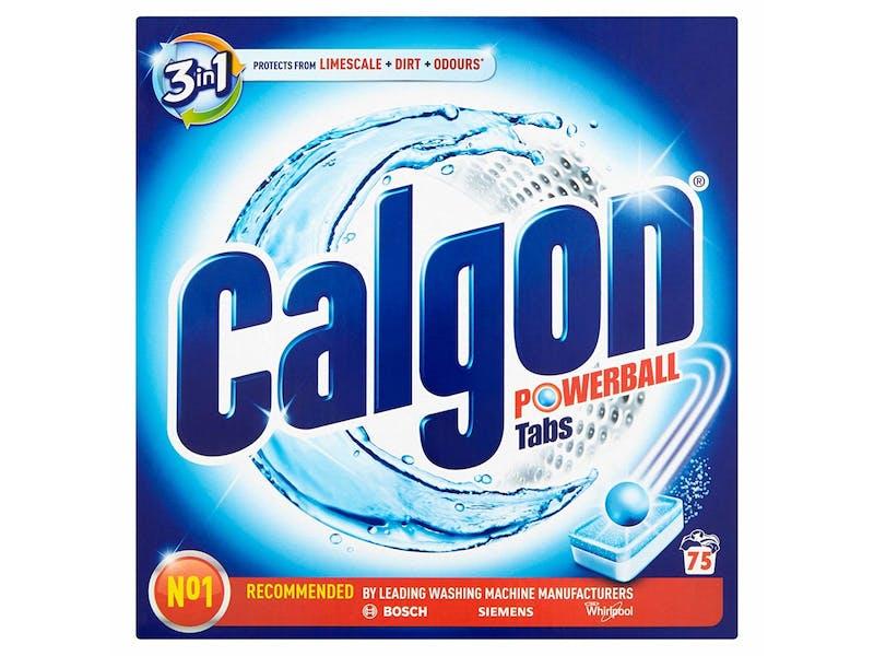 Calgon hard wash limescale remover