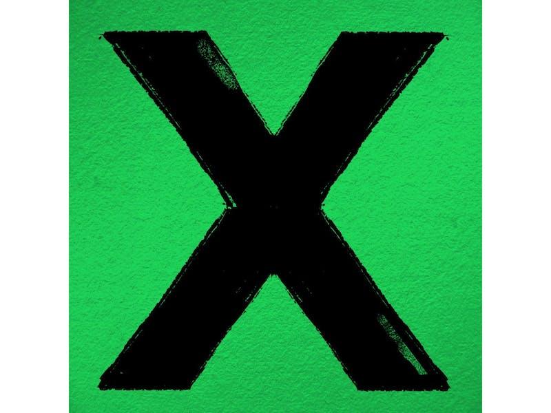 1. Ed Sheeran – X