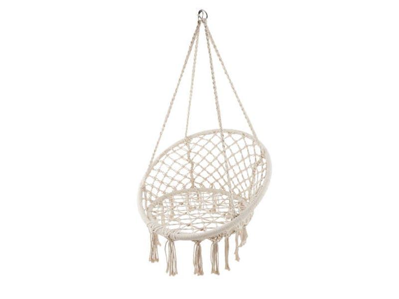 Hanging Rope Seat