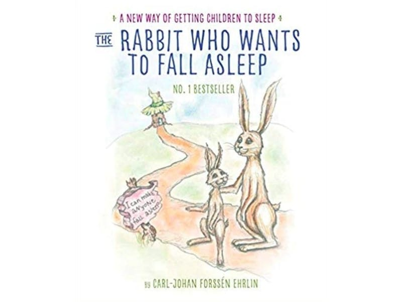 4. The Rabbit Who Wants to Fall Asleep