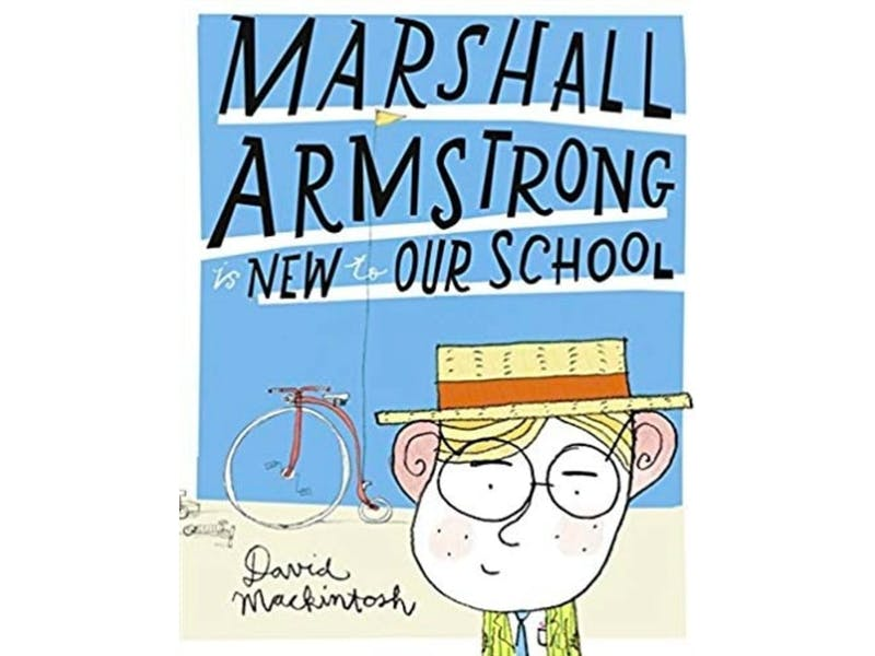 7. Marshall Armstrong Is New To Our School