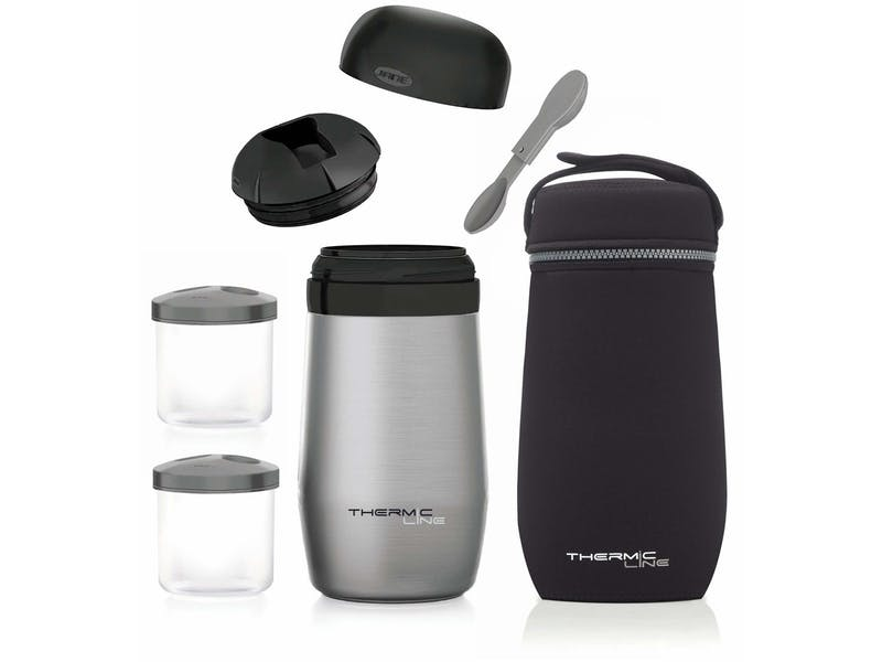 8. Stainless Steel Thermal Baby Food Flask, £35.99