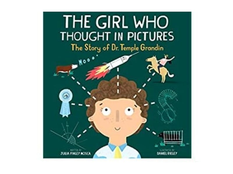 9. The Girl Who Thought In Pictures