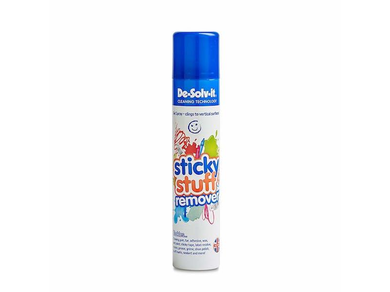 5. De-Solv-it Sticky Stuff